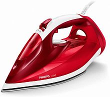 Утюг Philips Azur GC4542/40 2500Вт красный/белый