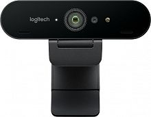 Камера Web Logitech Brio Stream Edition черный 8.3Mpix (3840x2160) USB3.0 с микрофоном
