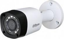 Камера видеонаблюдения Dahua DH-HAC-HFW1000RMP-0280B (S3) 2.8-2.8мм HD-CVI HD-TVI черно-белая корп.:белый