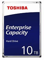 Жесткий диск Toshiba SAS 3.0 10Tb MG06SCA10TE Enterprise Capacity (7200rpm) 256Mb 3.5""