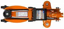 Домкрат Ombra OHT202 подкатной гидравлический оранжевый/серый (55403)