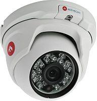 Видеокамера IP Trassir TR-D8121IR2 3.6-3.6мм цветная корп.:белый