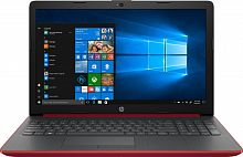 "Ноутбук HP 15-da0020ur Pentium Silver N5000/4Gb/500Gb/Intel UHD Graphics 605/15.6""/SVA/HD (1366x768)/Windows 10/red/WiFi/BT/Cam"