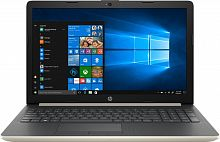 "Ноутбук HP 15-da0087ur Core i3 7020U/4Gb/500Gb/nVidia GeForce Mx110 2Gb/15.6""/UWVA/FHD (1920x1080)/Windows 10/gold/WiFi/BT/Cam"