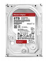 "Жесткий диск WD Original SATA-III 8Tb WD8003FFBX Red Pro (7200rpm) 256Mb 3.5"""