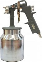 Краскораспылитель Fubag Basic S750/1.5 HP 178л/мин соп.:1.5мм бак:0.8л серый/серебристый