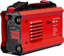 Сварочный аппарат Fubag IQ 160 инвертор ММА DC 3.9кВт