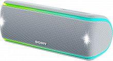 Колонка порт. Sony SRS-XB31 белый 30W 2.0 BT/3.5Jack 30м (SRSXB31W.RU2)
