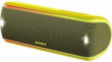 Колонка порт. Sony SRS-XB31 желтый 30W 2.0 BT/3.5Jack 30м (SRSXB31Y.RU2)