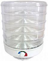 Сушка для фруктов и овощей Спектр-Прибор Ветерок-2 5под. 600Вт прозрачный