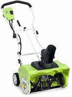 Снегоуборщик электрический Greenworks GST1851 1.8кВт