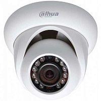 Видеокамера IP Dahua DH-IPC-HDW1230SP-0360B 3.6-3.6мм цветная корп.:белый