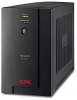 Источник бесперебойного питания APC Back-UPS BX950U-GR 480Вт 950ВА черный