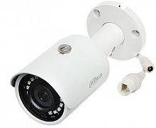 Видеокамера IP Dahua DH-IPC-HFW1230SP-0360B 3.6-3.6мм цветная корп.:белый