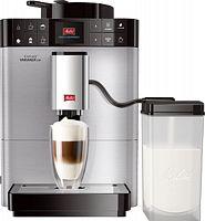 Кофемашина Melitta Caffeo F 580-100 Varianza CSP 1450Вт нержавеющая сталь