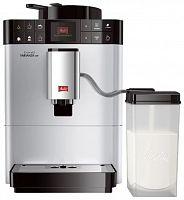 Кофемашина Melitta Caffeo F 570-101 Varianza CSP 1450Вт серебристый