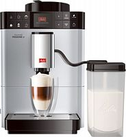 Кофемашина Melitta Caffeo F 531-101 серебристый
