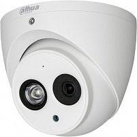 Камера видеонаблюдения Dahua DH-HAC-HDW1220EMP-A-0360B 3.6-3.6мм HD-CVI цветная корп.:белый