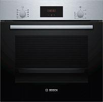 Духовой шкаф Электрический Bosch HBF114ES0R нержавеющая сталь/черный