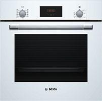 Духовой шкаф Электрический Bosch HBF134EV0R белый