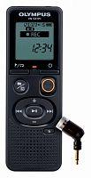 Диктофон Цифровой Olympus VN-541PC + microphone ME-52 4Gb черный