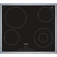 Варочная поверхность Bosch PKF645FP1G черный