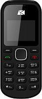 """Мобильный телефон ARK Benefit U141 32Mb черный моноблок 1Sim 1.44"""" 68x98 GSM900/1800 MP3 FM microSD"""