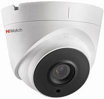 Камера видеонаблюдения Hikvision HiWatch DS-T203P 2.8-2.8мм HD-TVI цветная корп.:белый