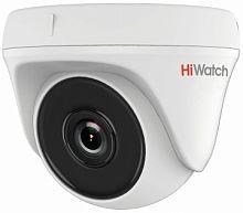 Камера видеонаблюдения Hikvision HiWatch DS-T133 2.8-2.8мм HD-TVI цветная корп.:белый