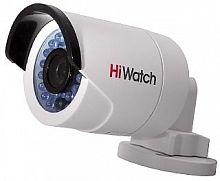 Видеокамера IP Hikvision HiWatch DS-I120 12-12мм цветная корп.:белый