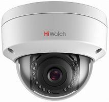Видеокамера IP Hikvision HiWatch DS-I252 4-4мм цветная корп.:белый