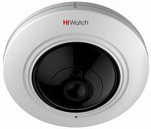 Видеокамера IP Hikvision HiWatch DS-I351 1.16-1.16мм цветная корп.:белый