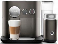 Кофемашина Delonghi Nespresso Expert EN355.GAE Milk 1400Вт темно-серый