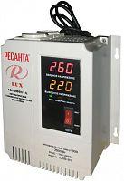 Стабилизатор напряжения Ресанта АСН-2000Н/1-Ц электронный однофазный серый