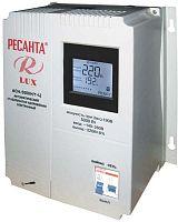 Стабилизатор напряжения Ресанта АСН-5000Н/1-Ц электронный однофазный серый