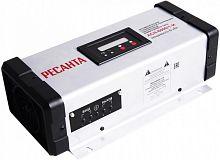 Стабилизатор напряжения Ресанта АСН-6000/1-И электронный однофазный белый