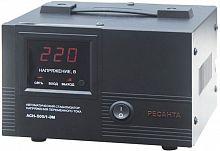 Стабилизатор напряжения Ресанта ACH-500/1-ЭМ электронный однофазный серый