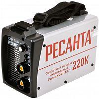 Сварочный аппарат Ресанта САИ-220К инвертор ММА DC