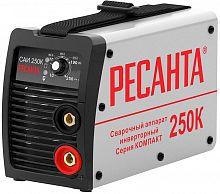 Сварочный аппарат Ресанта САИ-250К инвертор ММА DC