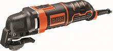 Многофункциональный инструмент Black & Decker MT300KA-QS 300Вт рыжий/черный
