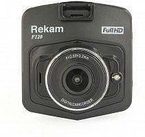 Видеорегистратор Rekam F120 черный 1080x1920 1080p 140гр. Novatek 96220