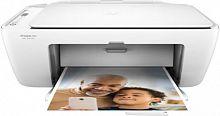 МФУ струйный HP DeskJet 2620 (V1N01C) A4 WiFi USB белый