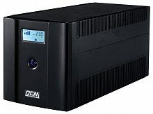 Источник бесперебойного питания Powercom Raptor RPT-2000AP LCD 1200Вт 2000ВА черный