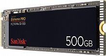 Накопитель SSD Sandisk PCI-E x4 500Gb SDSSDXPM2-500G-G25 Extreme Pro M.2 2280