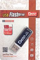 Флеш Диск Dato 128Gb DB8002U3 DB8002U3K-128G USB3.0 черный
