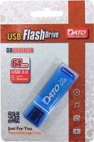 Флеш Диск Dato 64Gb DB8002U3 DB8002U3B-64G USB3.0 синий