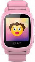 """Смарт-часы Elari KidPhone 2 15мм 1.4"""" TFT розовый"""