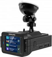 Видеорегистратор с радар-детектором Neoline X-COP 9100 GPS ГЛОНАС черный