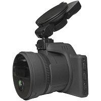 Видеорегистратор с радар-детектором TrendVision Combo GPS черный