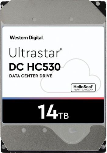 """Жесткий диск WD Original SATA-III 14Tb 0F31284 WUH721414ALE6L4 Ultrastar DC HC530 (7200rpm) 512Mb 3.5"""""""
